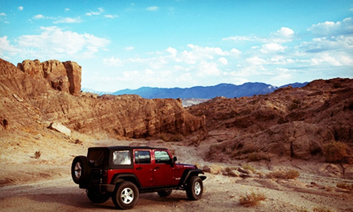 Borrego Jeep Photo Tours - Anza-Borrego State Park: Two-Hour Jeep Photo Tour for Two or Four from Borrego Jeep Photo Tours (Up to 68% Off)