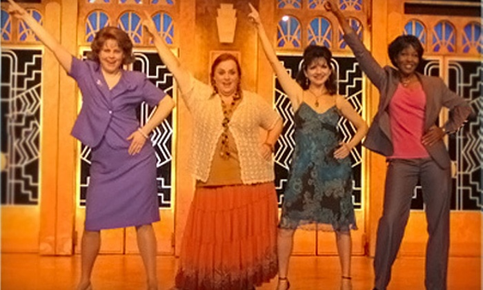 """Menopause The Musical"" - Saginaw: $23 for Performance of ""Menopause The Musical"" at The Temple Theatre in Saginaw ($45 Value). Three Shows Available."