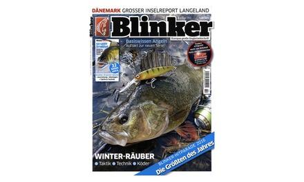 Jahres-Abo der Zeitschrift Blinker