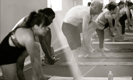 One or Six Weeks of Unlimited Bikram Yoga Classes or Six Classes at Bikram Yoga South Pasadena (Up to 76% Off)