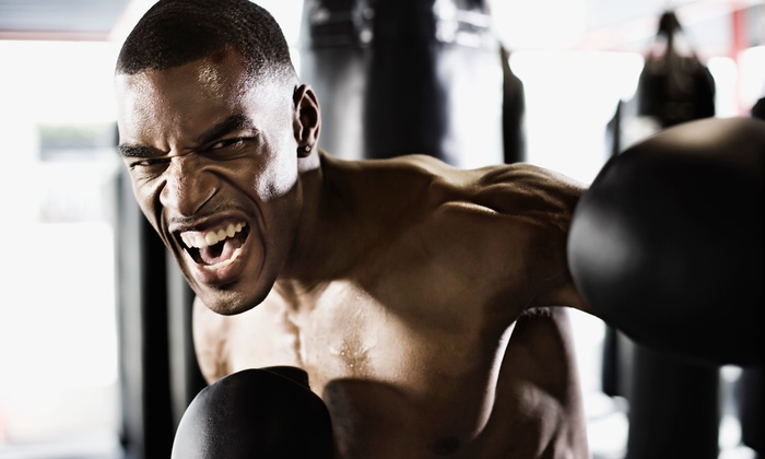 Kickboxing Franklin Square - Multiple Locations: 5 or 10 Kickboxing Classes at Kickboxing Franklin Square (Up to 88% Off)