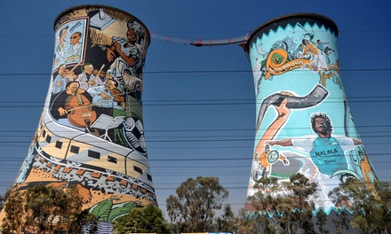 Two-Hour Cycle Tour of Soweto Including Lunch & Soft Drinks from R270 with Dzedze Travel and Tours (Up to 50% Off)