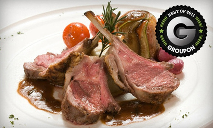 Continental Treat Fine Bistro - Strathcona: $9 for $20 Worth of Central and Eastern European Cuisine at Continental Treat Fine Bistro