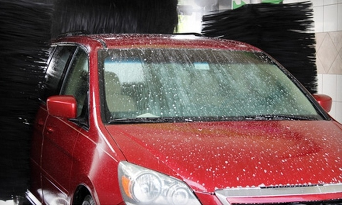 Ultimate Car Wash - Tampa: Three or Six Touch-Free or Soft-Brush Car Washes at Ultimate Car Wash (Up to 57% Off)