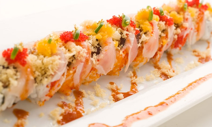 Mr. Yum - West Little Havana: Japanese and Thai Cuisine at Mr. Yum (Up to 53% Off). Three Options Available.