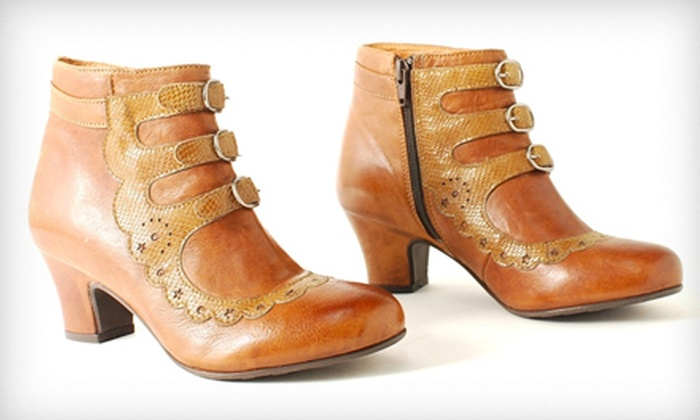 City Soles: $40 for $80 Worth of Shoes and Apparel at City Soles