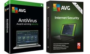 AVG 2019 pour 3 PC pour 2 ans