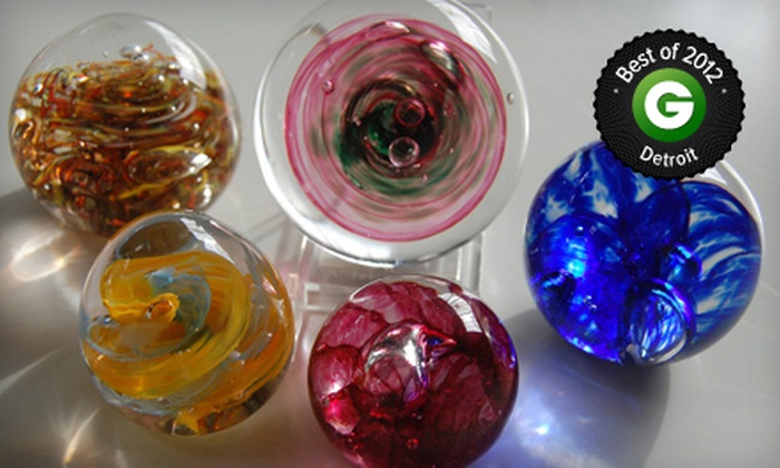 Glass Academy - Dearborn: $49 for a Weekday or Weekend Intro to Glassblowing Class at Glass Academy ($100 Value)