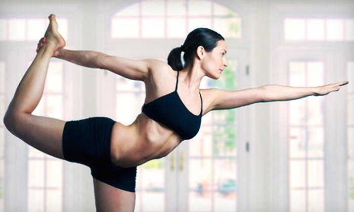 McMinn Clinic - Homewood: 5 or 10 Yoga Classes at McMinn Clinic (Up to 64% Off)