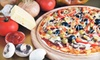 Pizza Station - Winter Garden Business Park: $10 Worth of Pizza, Pastas, and Seafood Scampi