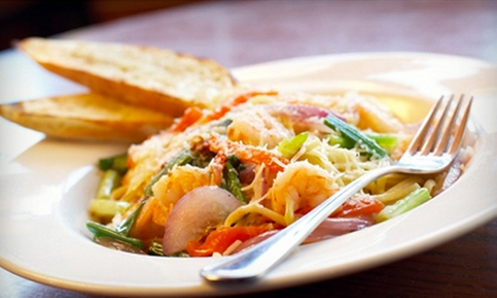Via Bella - Countryside: $15 for $30 Worth of Italian Cuisine Valid Sunday–Thursday or on Friday and Saturday at Via Bella