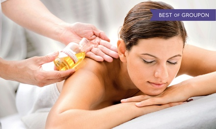One or Two One-Hour Custom Massages with Essential Oils at 9th Street Wellness Center (Up to 50% Off)