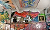 Graffiti Warehouse - Charles North: Public Art Viewing for Two or Four at Graffiti Warehouse (Up to 39% Off). Four Dates Available.