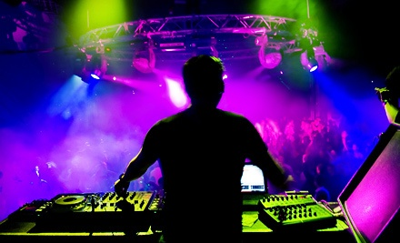 2 Hours of DJ Services from DJ Downburst with Lighting & Speakers (a $400 value) - Storm Music Services in