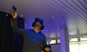 VR Funpark: 15 od. 30 Min. Virtual-Reality-Spiel inkl. Einweisung für 1, 2 oder 4 Personen im VR Funpark (bis 45% sparen*)