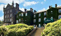 West Yorkshire: 1 or 2 Nights for Two with Breakfast, and Option for Dinner and Wine at The Craiglands Hotel