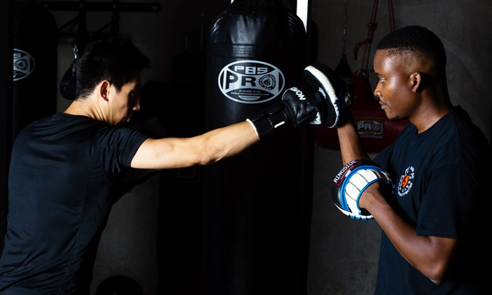 West Coast Jeet Kune Do - Tustin: Five Classes or Two Months of Classes in Jeet Kune Do or Ving Tsun at West Coast Jeet Kune Do (Up to 70% Off)