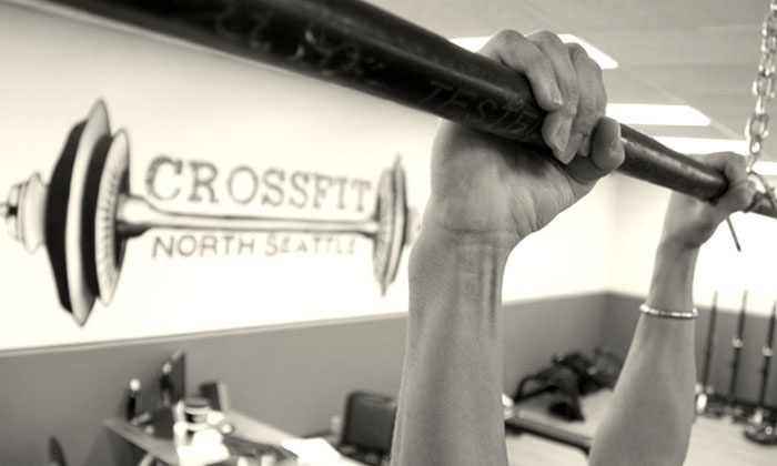 CrossFit North Seattle - Bitter Lake: 15 Classes or One Month of Unlimited Classes at CrossFit North Seattle (Up to 90% Off)