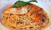 Villano's Restaurant - Post Road North: Italian Cuisine at Villano's Restaurant (Half Off). Three Options Available.