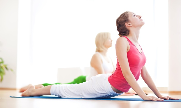 Yoga Etc - Fairfield: $5 Buys You a Coupon for One Month Of Yoga For $29 at Yoga Etc