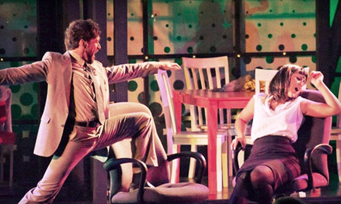 """Crown Uptown Theatre - College Hill: Dinner with Tickets to """"next to normal"""" for Two at Crown Uptown Theatre on August 23, 24, 25, or 26 (Up to Half Off)"""
