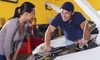 WSH Fast Fix ltd - WSH Fast Fix: Car Service With Oil Change, Wash and Vacuum (£36) Plus Diagnostic Check (£49) at WSH Fast Fix (55% Off)