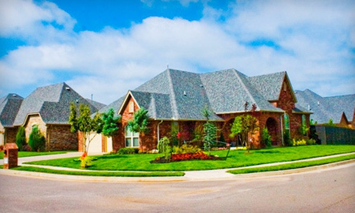 Turf Pros - Oklahoma City: $15 for a Weed-Control-and-Fertilization Treatment from Turf Pros ($60 Value)