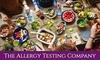Food Sensitivity Test Package