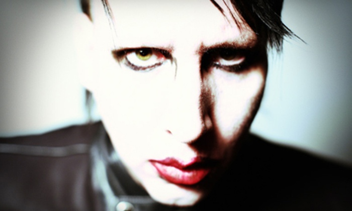 Marilyn Manson - Myth: Marilyn Manson at Myth Live Event Center on July 2 at 8 p.m. (Up to Half Off)