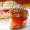 Half Off at Bageltown Cafe
