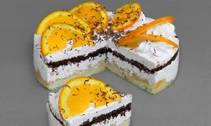 Cukiernia&Caffe Kameccy: Tort: 41,99 zł za groupon zniżkowy wart 65 zł na 1 tort i więcej opcji w Cukierni&Caffe Kameccy – 4 lokalizacje
