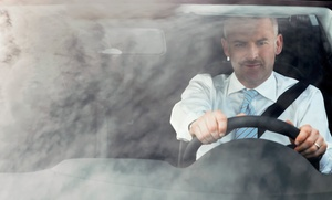 Advantage Auto Glass: Three Rock-Chip Repairs or $80 Toward Windshield Replacement from Advantage Auto Glass (Up to 81% Off)