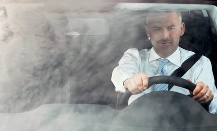 Three Rock-Chip Repairs or $80 Toward Windshield Replacement from Advantage Auto Glass (Up to 81% Off)