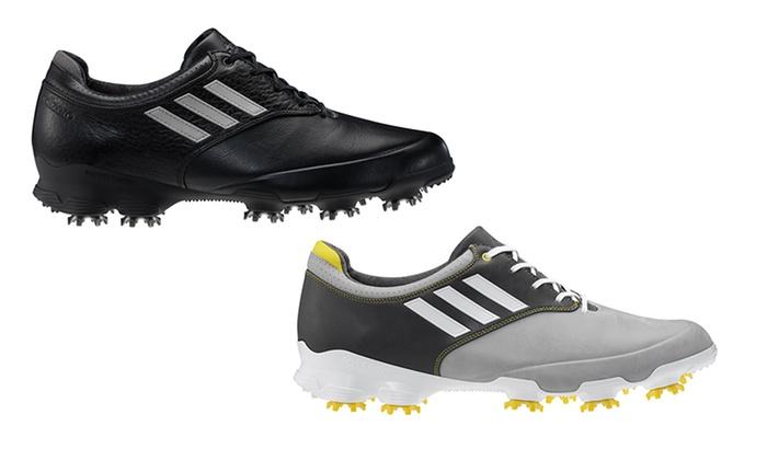 Adidas Men's AdiZero Tour Golf Shoes: Adidas Men's AdiZero Tour Golf Shoes. Multiple Styles Available. Free Shipping and Returns.
