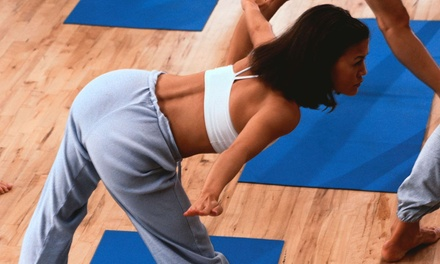 5 or 10 Yoga or Fitness Classes at Mindful Movements Pilates & Yoga (Up to 63% Off)