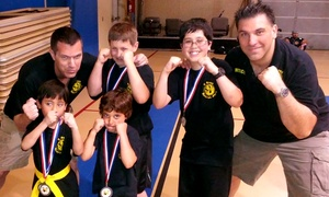 5 Rings Martial Arts: $59 for One Month of Unlimited Martial-Arts Classes for One at 5 Rings Martial Arts ($165 Value)