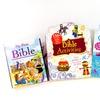 Children's Bible and Prayers 4-Book Set