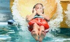 Water Park of America - East Bloomington: Half-Day or All-Day Passes at Water Park of America (Up to 47% Off). Five Options Available.