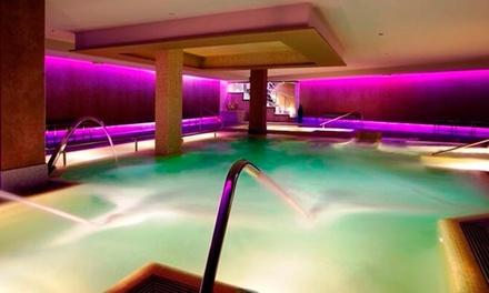 Acceso al circuito spa para 2 y opción a bufé, masaje o pack con jacuzzi, cava y más desde 35,90 € en Sandos Monaco Spa
