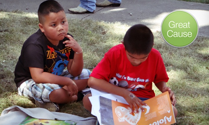 Communities In Schools of Aurora, IL: $10 Donation for School Supplies for a Back to School Fair