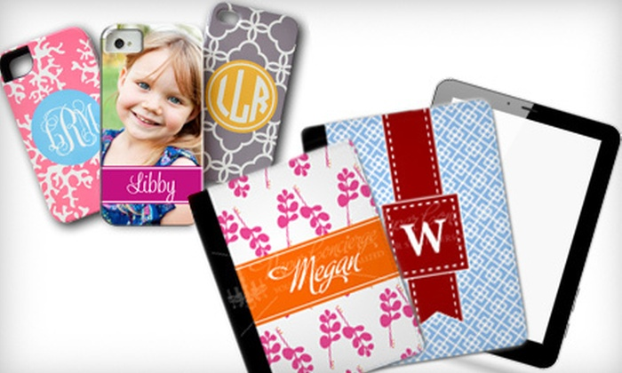 Paper Concierge: Personalized iPhone and iPad Cases, Accessories, and More from Paper Concierge (Half Off). Two Options Available.
