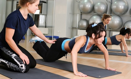 Two Weeks of  Personal Training with Three or Five Sessions Per Week at Fitness Together (Up to 82% Off)
