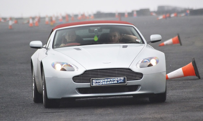 Supercars Scotland Driving Experience From 79