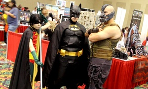 Amazing Oklahoma City Comic Con: Admission for One or Two with Prints at Amazing Oklahoma City Comic Con (Up to 61% Off). Five Options Available.