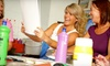 Brush Paint and Sip - Lookout Valley - Lookout Mountain: 2.5-Hour Paint and Sip Class for One or Two from Brush Paint and Sip (Up to 51% Off)