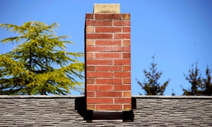 Clean Sweep Chimney Cleaners: $49 for Chimney Cleaning and Inspection from Clean Sweep Chimney Cleaners ($109 Value)