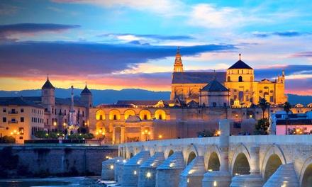 Córdoba: 1 o 2 noches para 2 con desayuno y opción a Suite, hidromasaje, piscina y cena en Hotel Las Monteras