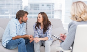 Diamond Family Counseling: One, Three or Five 50-Minute Counseling Sessions from Diamond Family Counseling (Up to 80% Off)