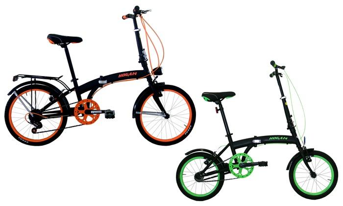 bici hogan pieghevole