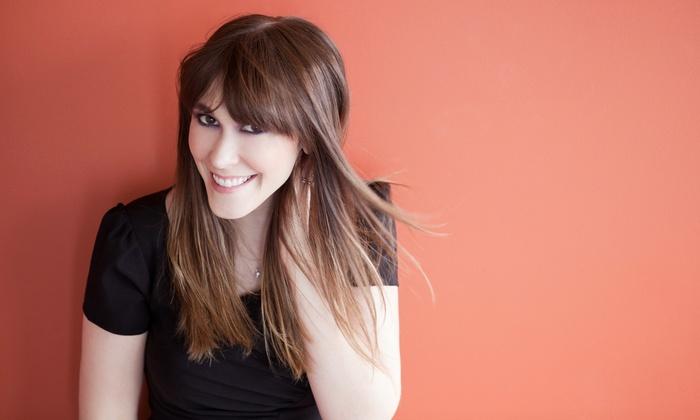 TTT Hair Salon - Cincinnati: Women's Haircut with Optional Relaxer Treatment at TTT Hair Salon (Up to 51% Off)